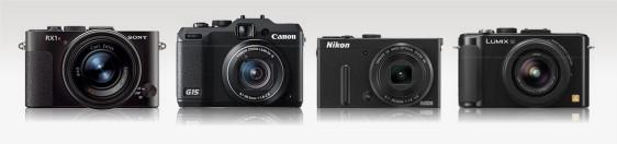Kamera Prosumer memiliki desain yang lebih variatif & dibuat senyaman mungkin.