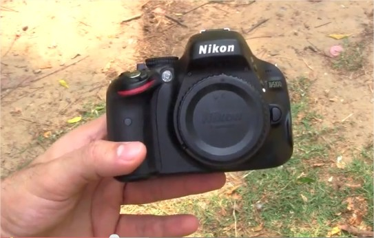 Nikon D5100 Unboxing quick Comparison with Canon 600d rebel t3i - YouTube - Google Chrome