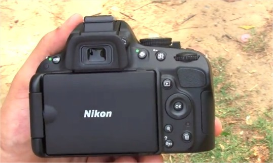 Nikon D5100 Unboxing quick Comparison with Canon 600d rebel t3i - YouTube - Google Chrome_4